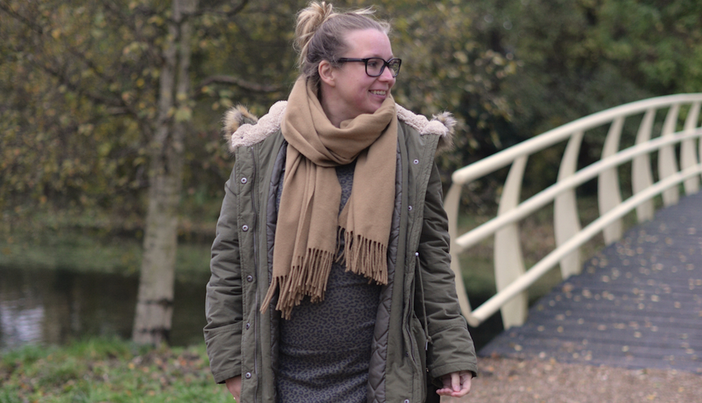 Mom's outfit: herfst!