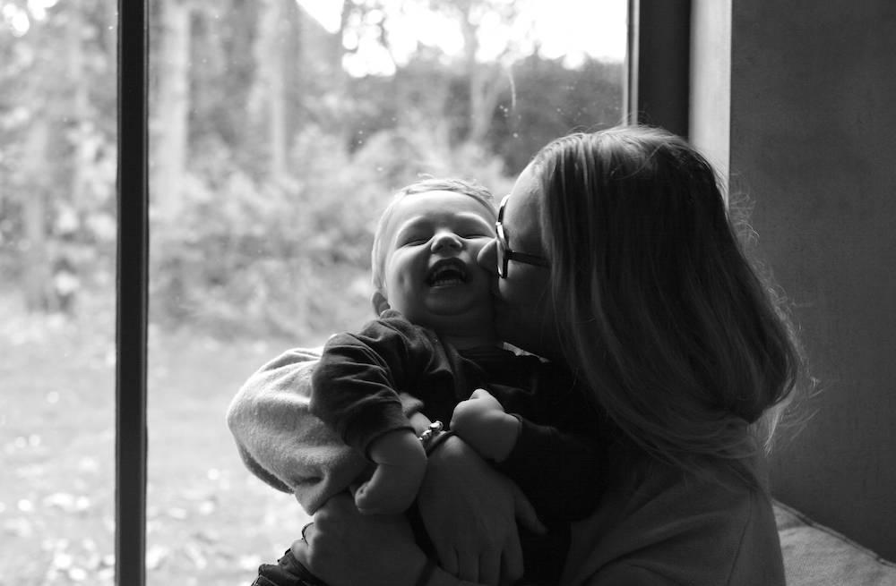 Gelukkiger na het krijgen van mijn eerste kindje?