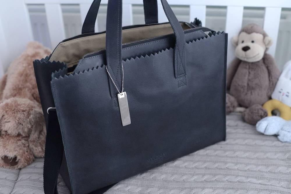 Luiertas van MYOMY via Duifhuizen tassen & koffers