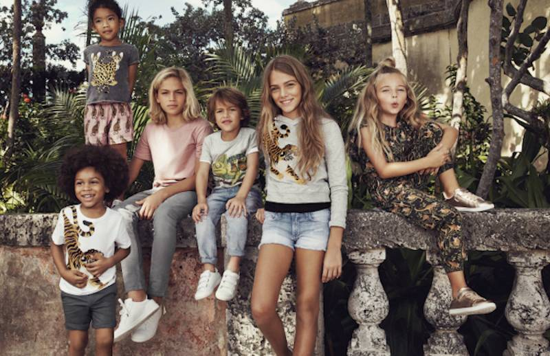 Katie Scott x H&M collectie