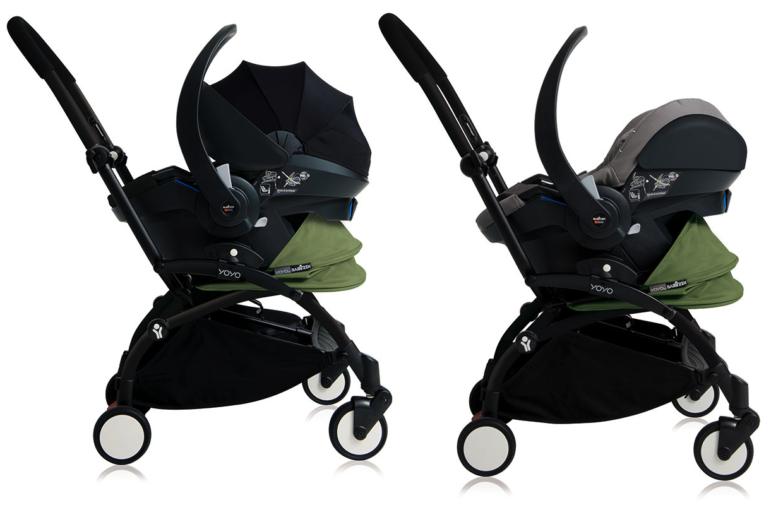 BeSafe-babyzen carseat