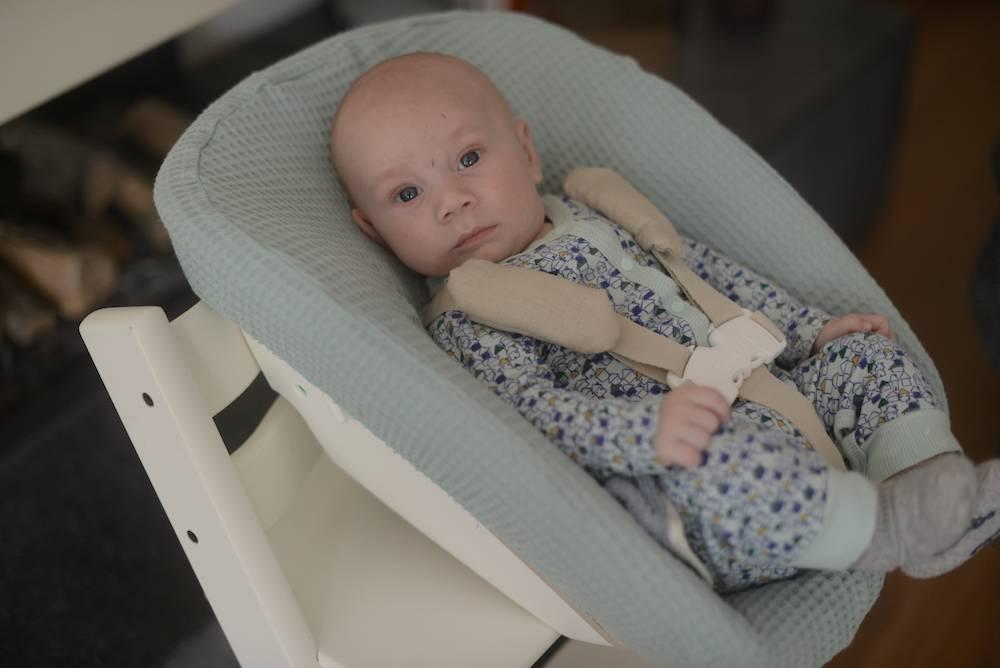 Musthave: Newborn-set voor de Stokke Tripp Trapp