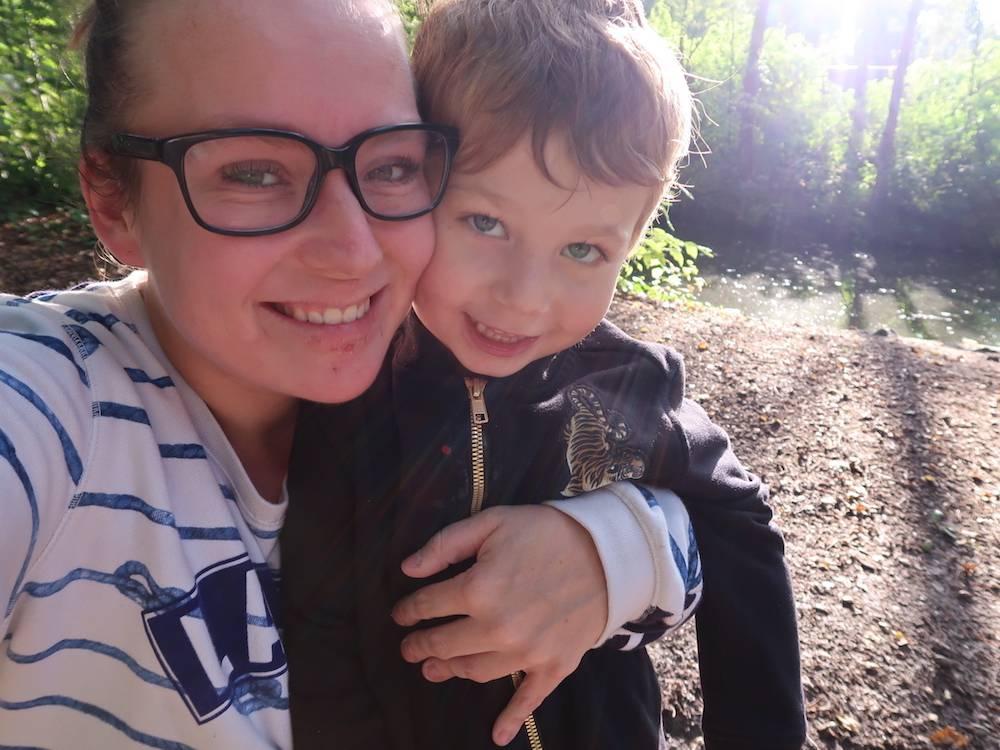 introverte moeder