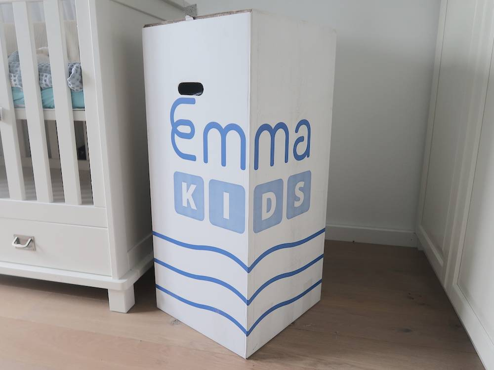 Getest emma kids matras voor maddox u mommyhood