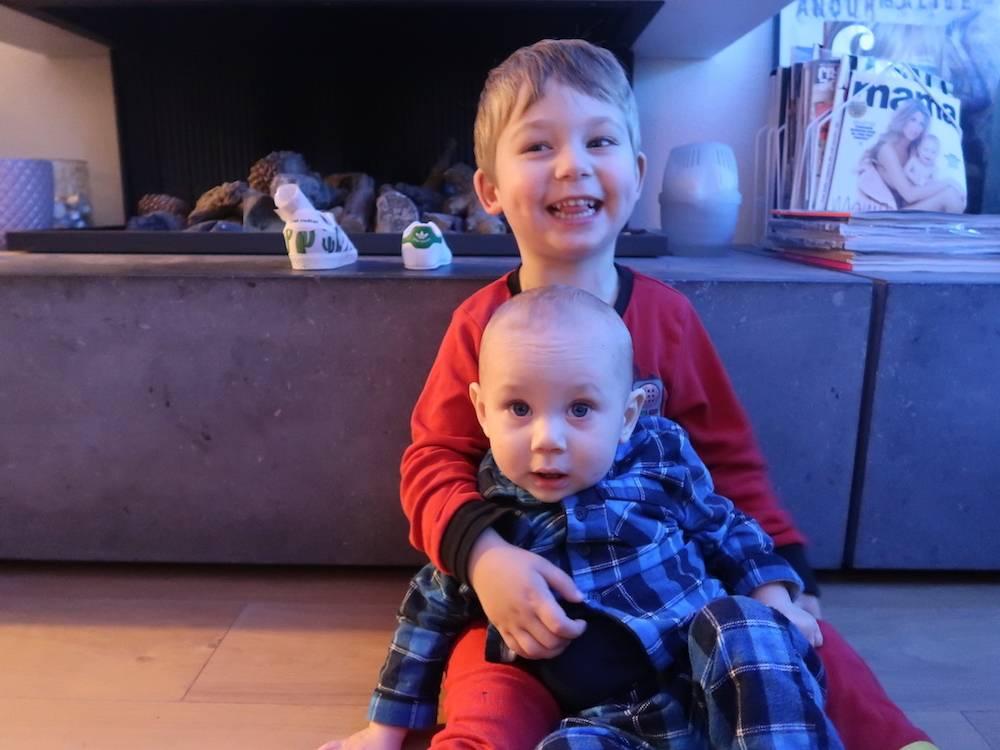 Dit gaf/geeft Sinterklaas aan de kinderen