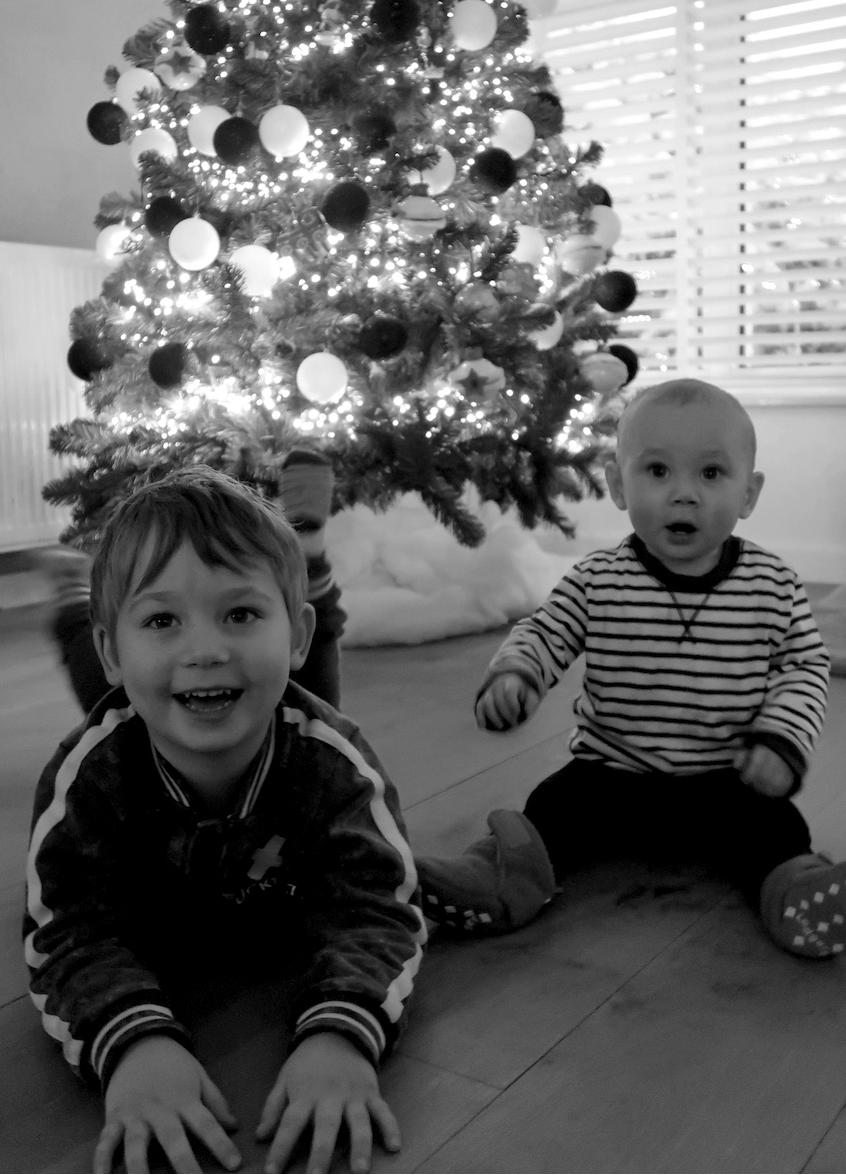 Diary: Merry Christmas!