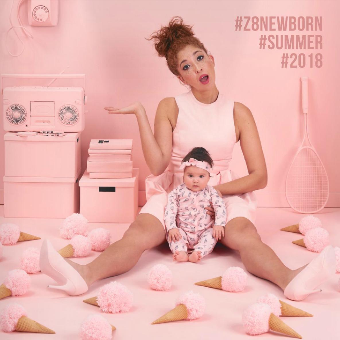 Z8 newborn collectie voor zomer 2018