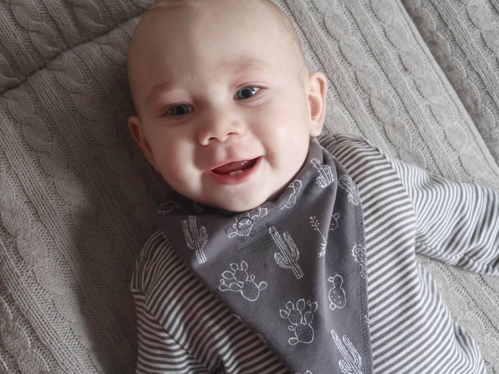 Maddox is 9 maanden! En het gaat goed!
