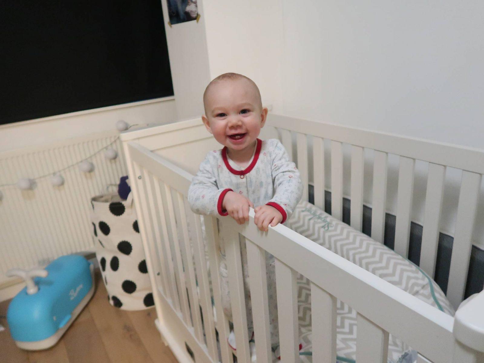 Hapjes & een baby met krampen