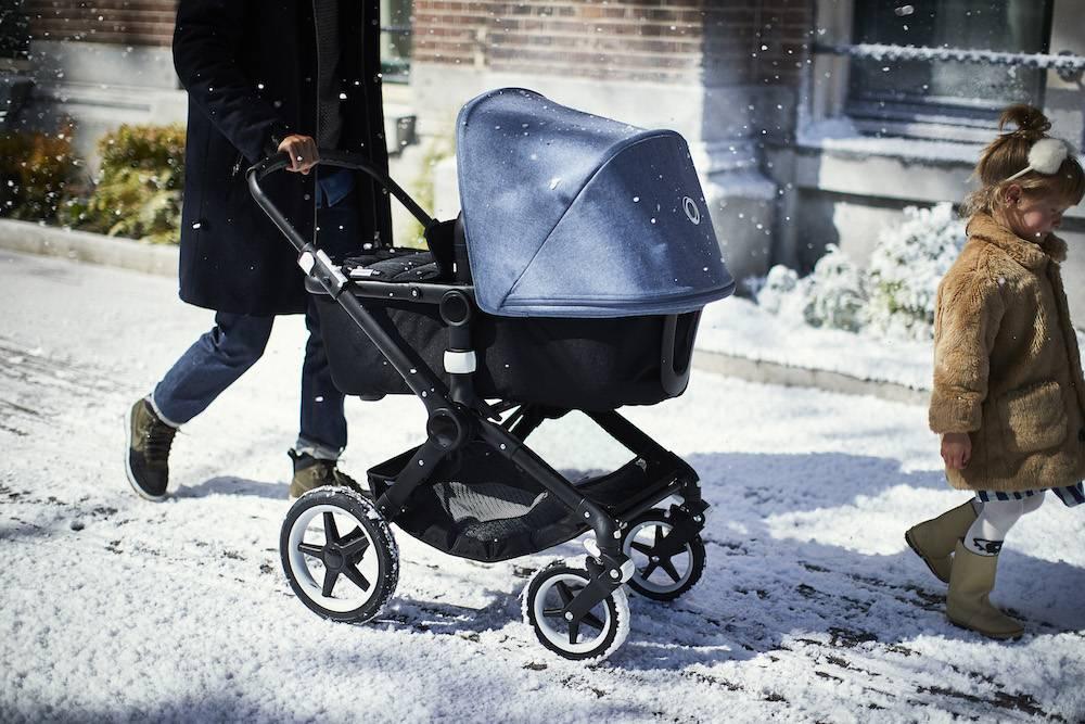 Nieuwe stroller in town: Bugaboo Fox