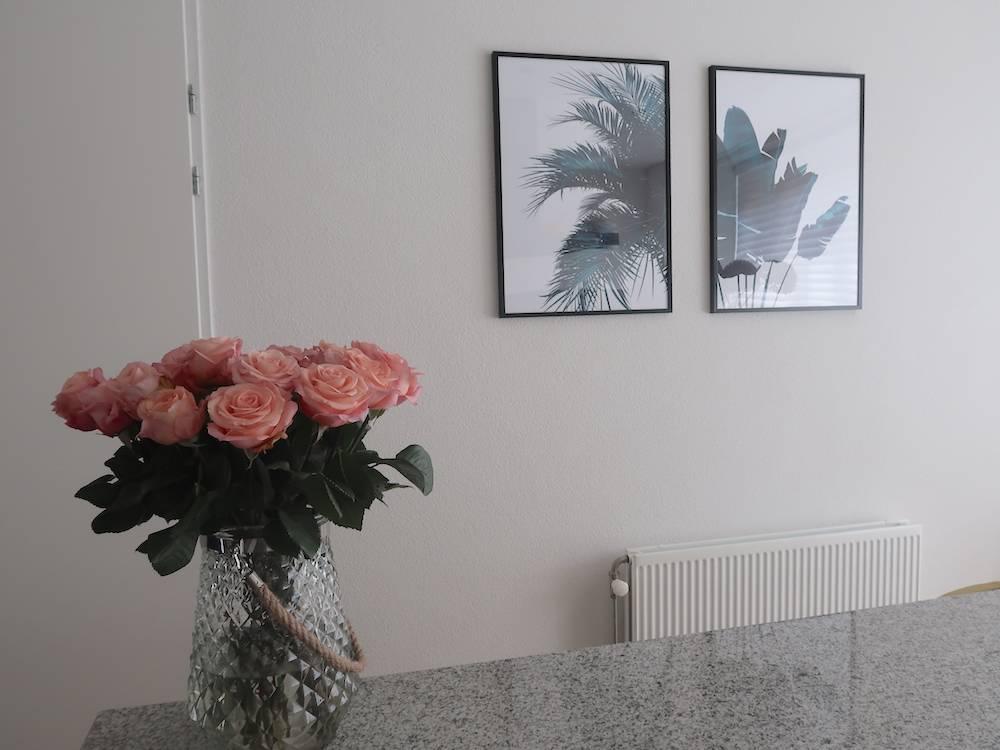 Mooie toevoeging in ons huis: posters!