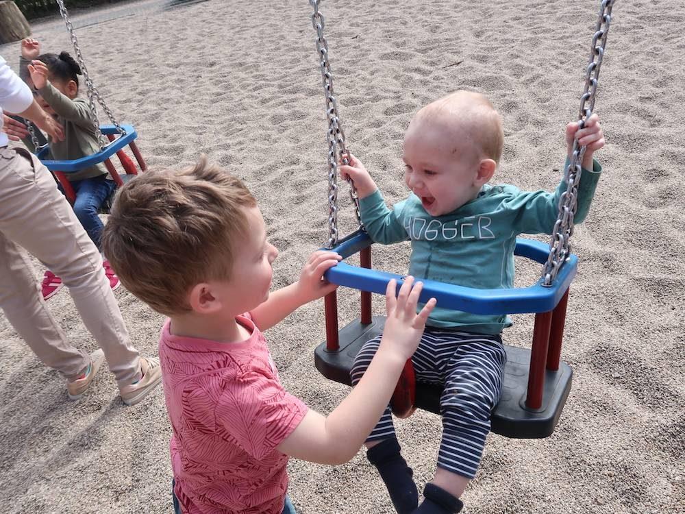 Diary: alleen met de kids & lekker buiten