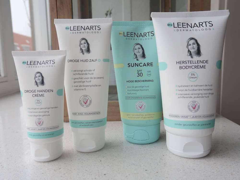 Review: producten voor volwassenen van Dr Leenarts