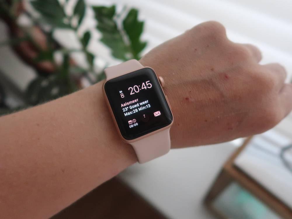 De Apple Watch; waarom ik hem nu al leuk vind