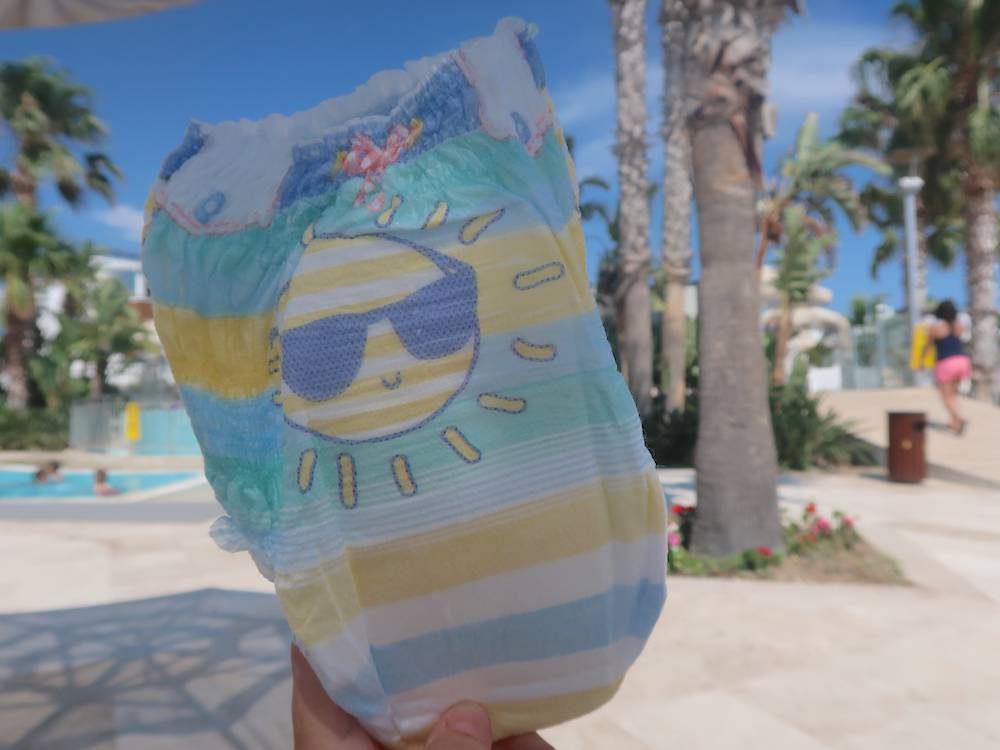 Review: Splashers zwemluiers van Pampers