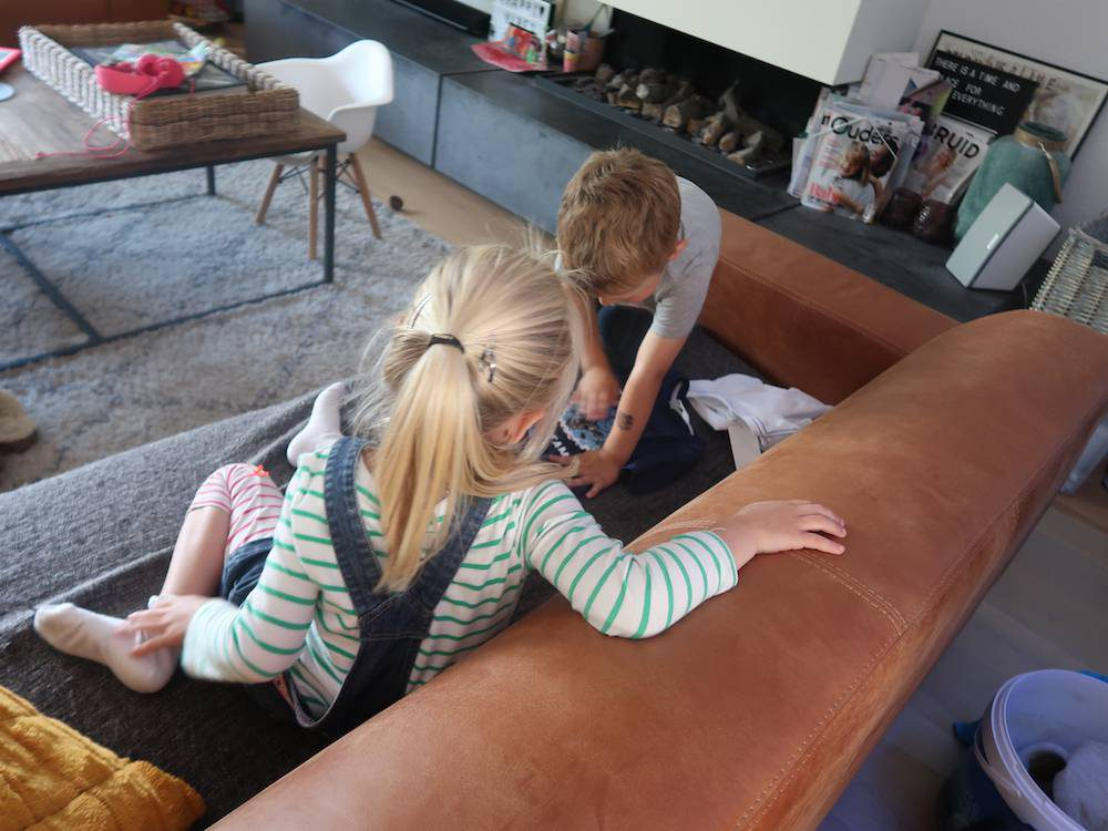 Introverte moeder & playdates