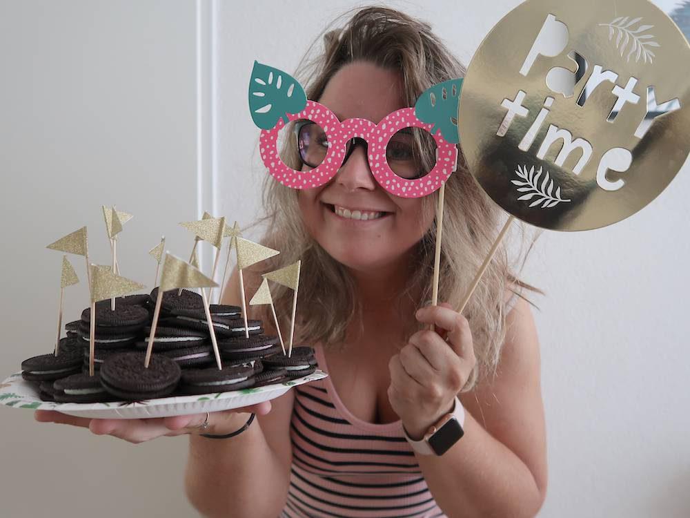 Oreo Birthday + bezoekersrecord = PARTY!