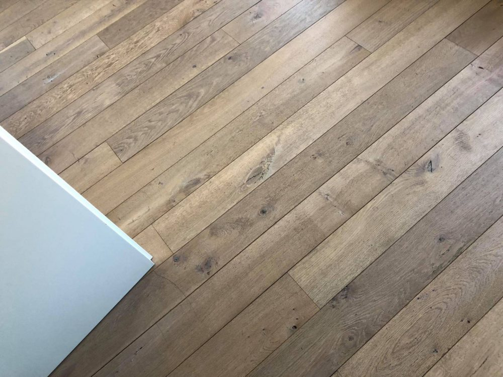 houten vloer kinderen