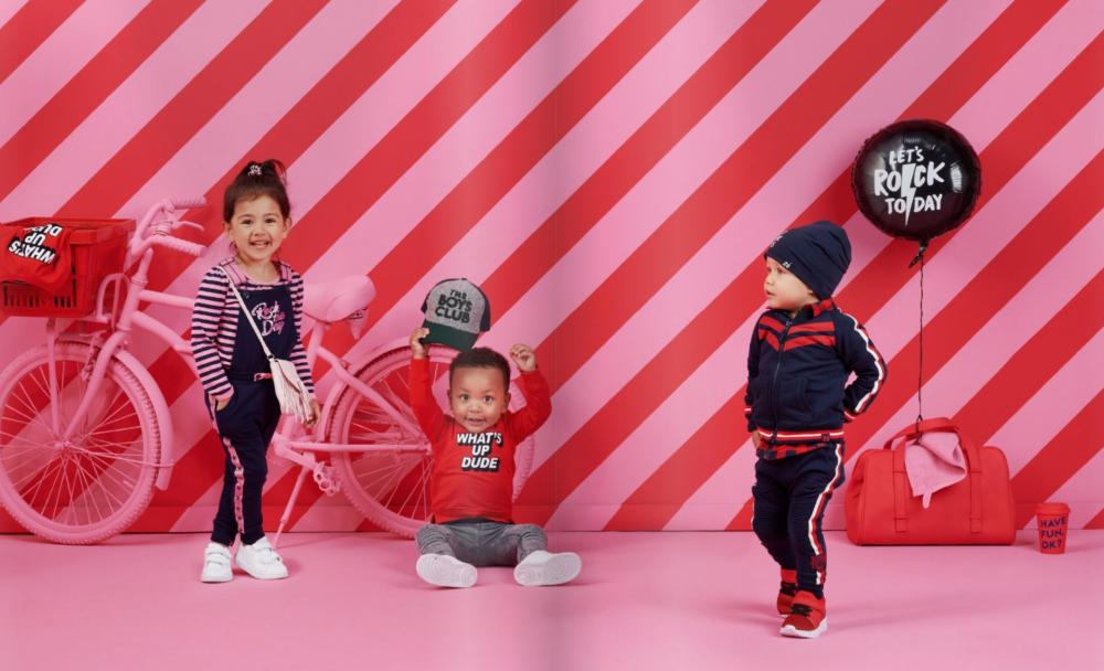 Dit is de Z8 wintercollectie voor 2018/2019 (newborn & kids)