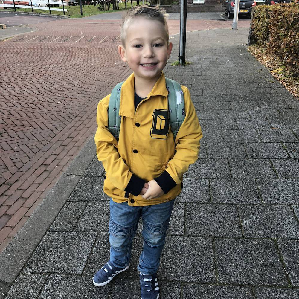 Skylers verlanglijstje (cadeautips jongen 5 jaar)