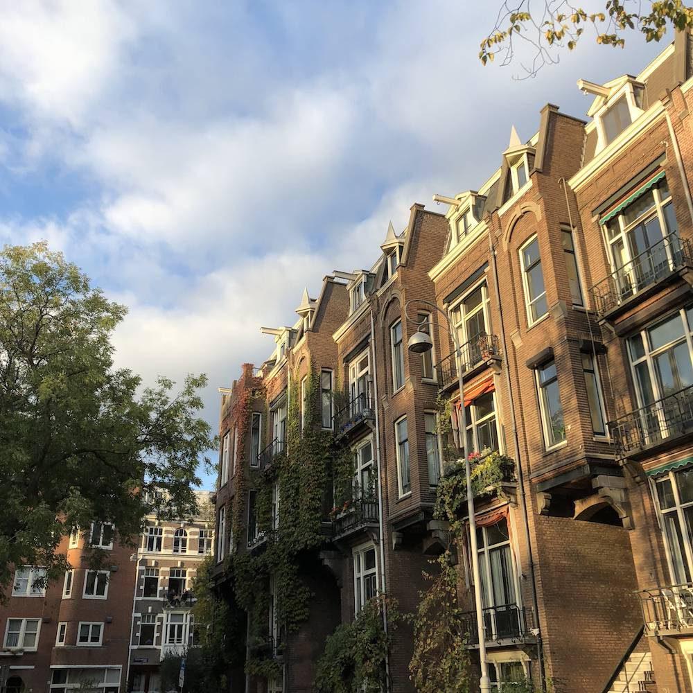 Oh, Amsterdam…