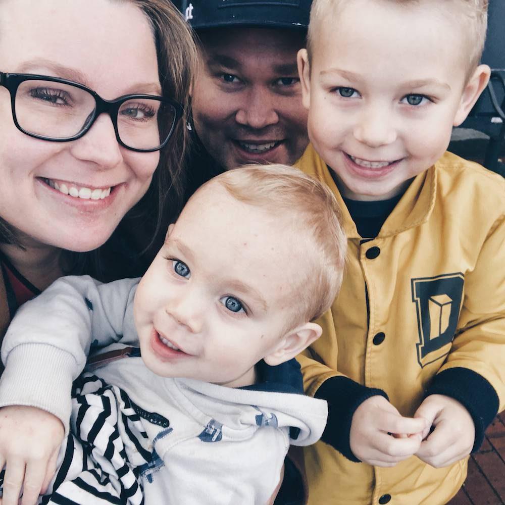 Diary: daten, bakken & lastige kinderen