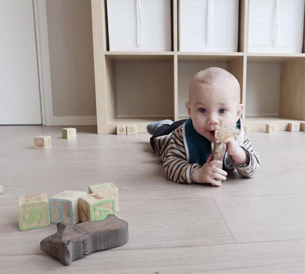Eén jaar kinderdagverblijf voor Maddox
