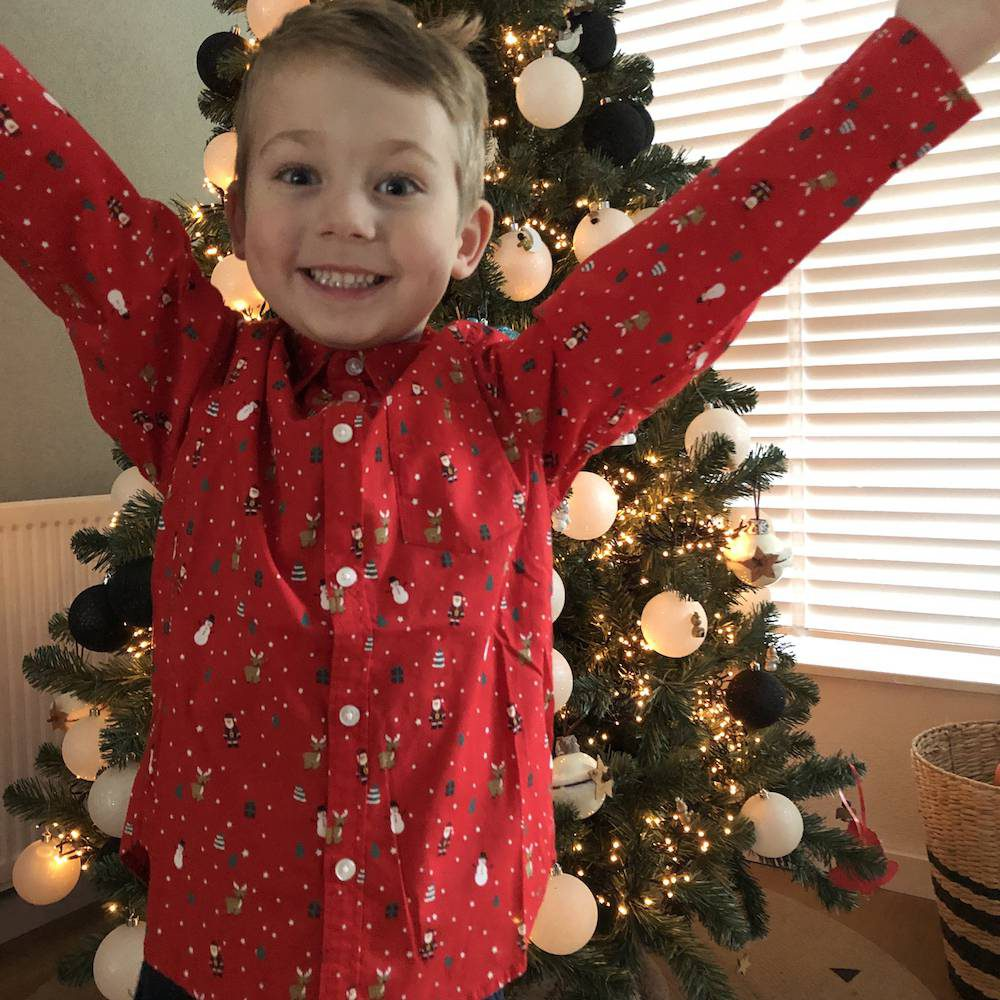 Plog dinsdag: buiten de deur, kleine shoplog & kerststemming