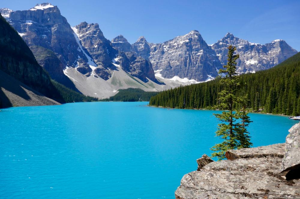 Drie droomreizen: Canada, Amerika & Indonesië