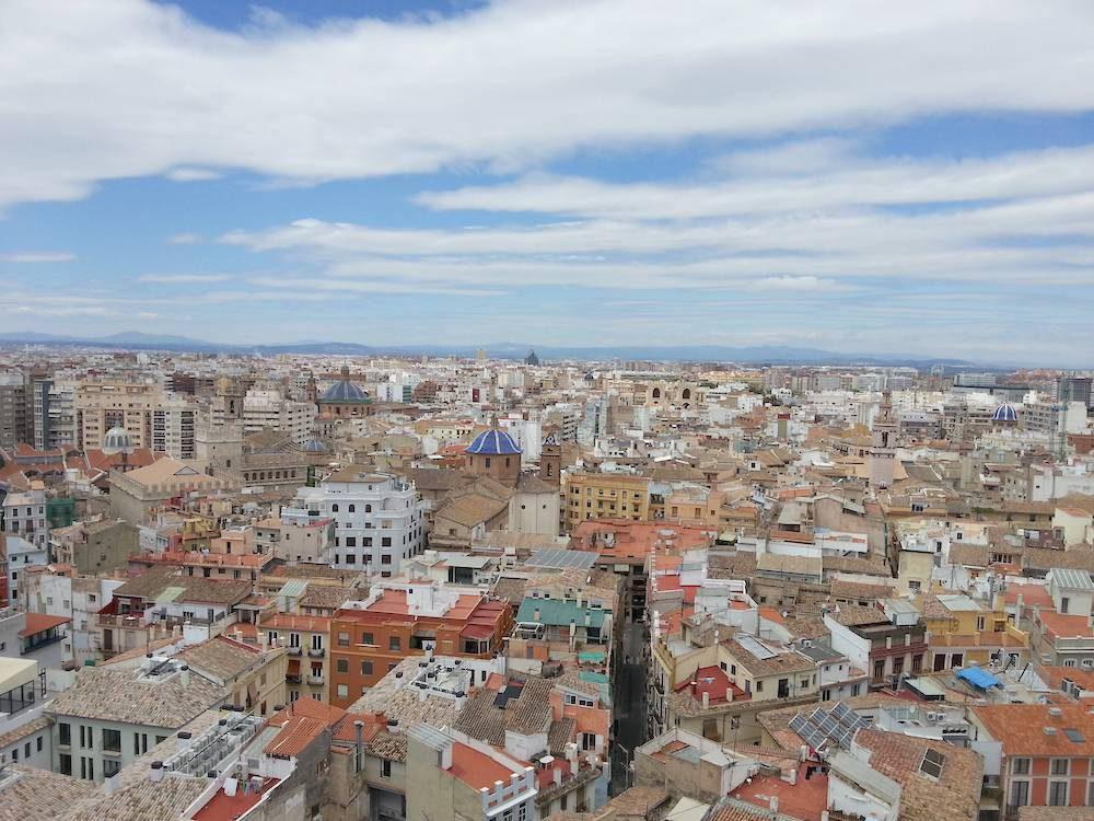 Throwback: citytrip naar Valencia zes jaar geleden
