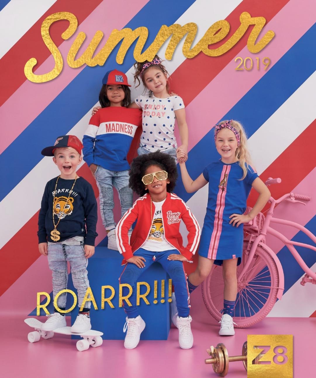 Dit is de Z8 zomercollectie voor 2019
