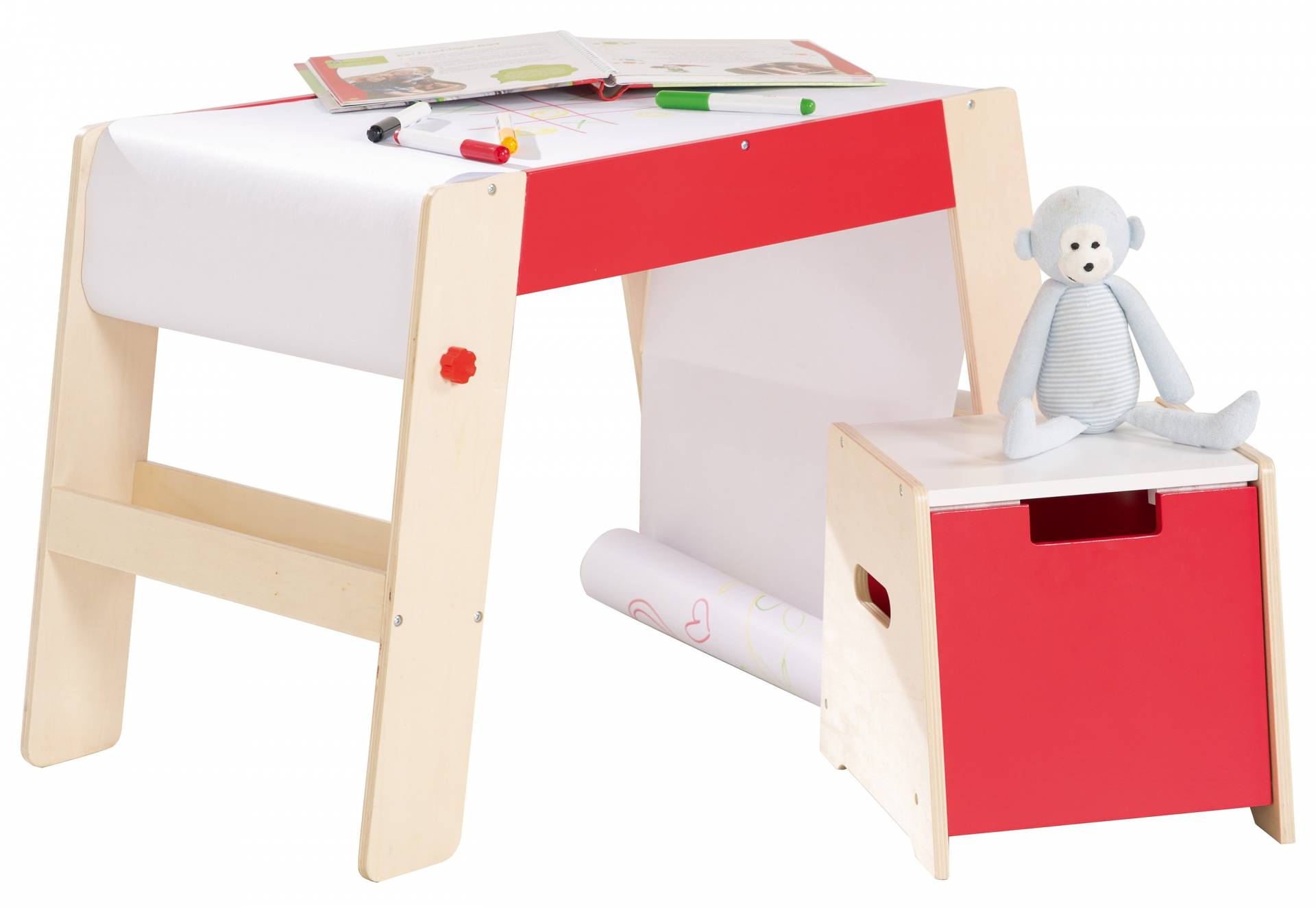 roba-tekentafel-kruk-combinatie