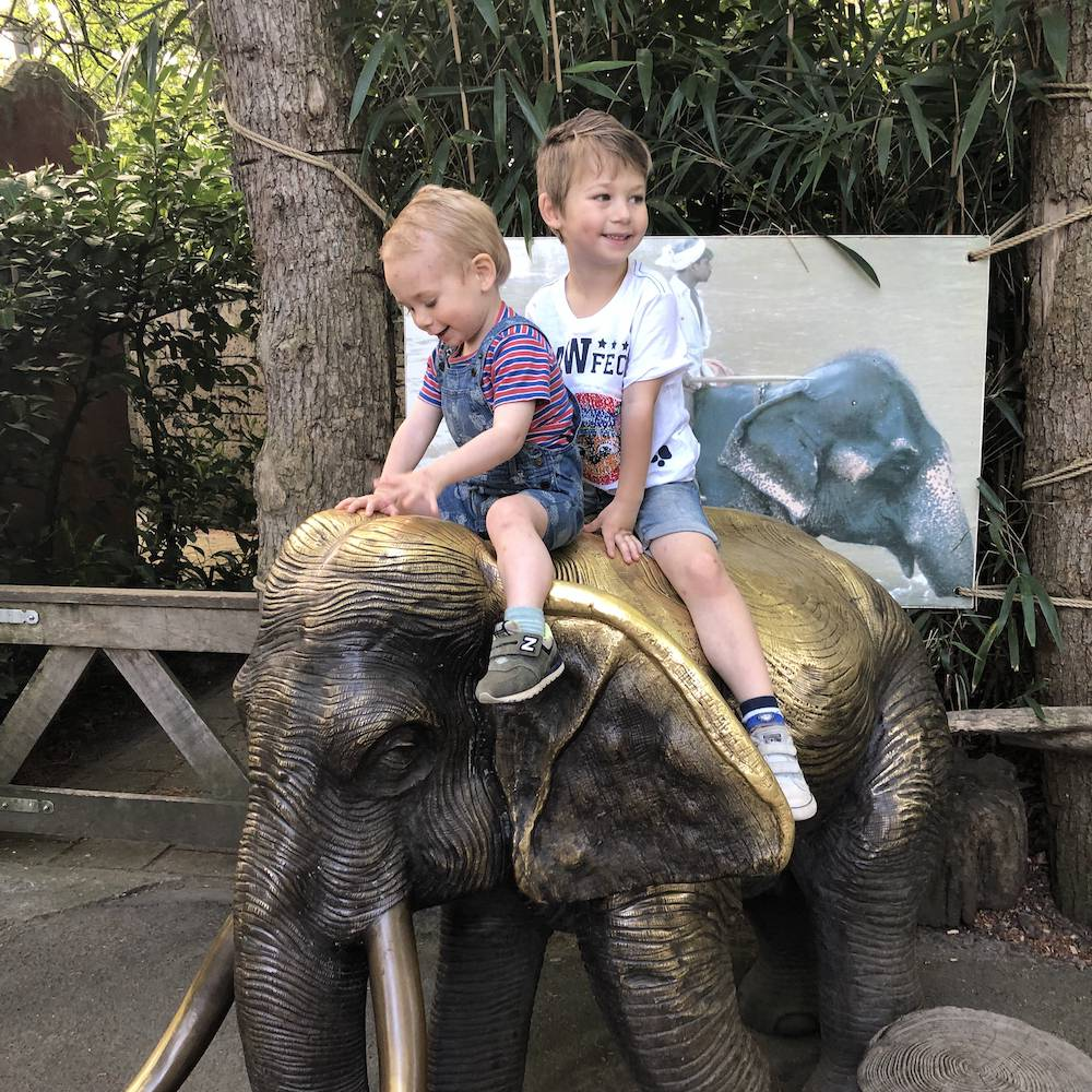 DIARY: museum, dierentuin & sushidate