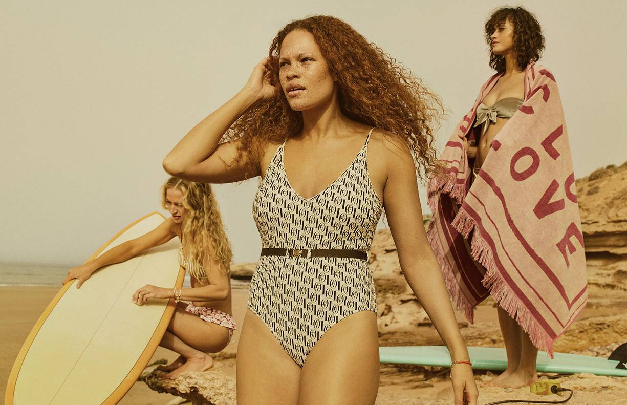 H&M x Love Stories: swimwear collectie!