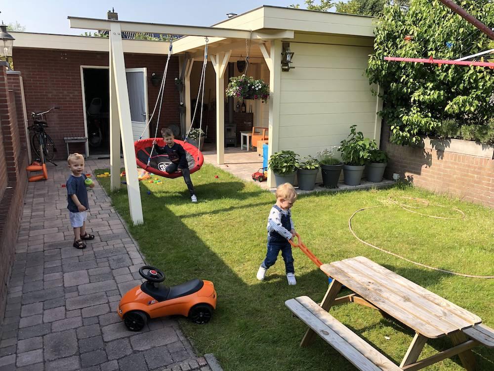 DIARY: kinderboerderij, kijkavond & strand