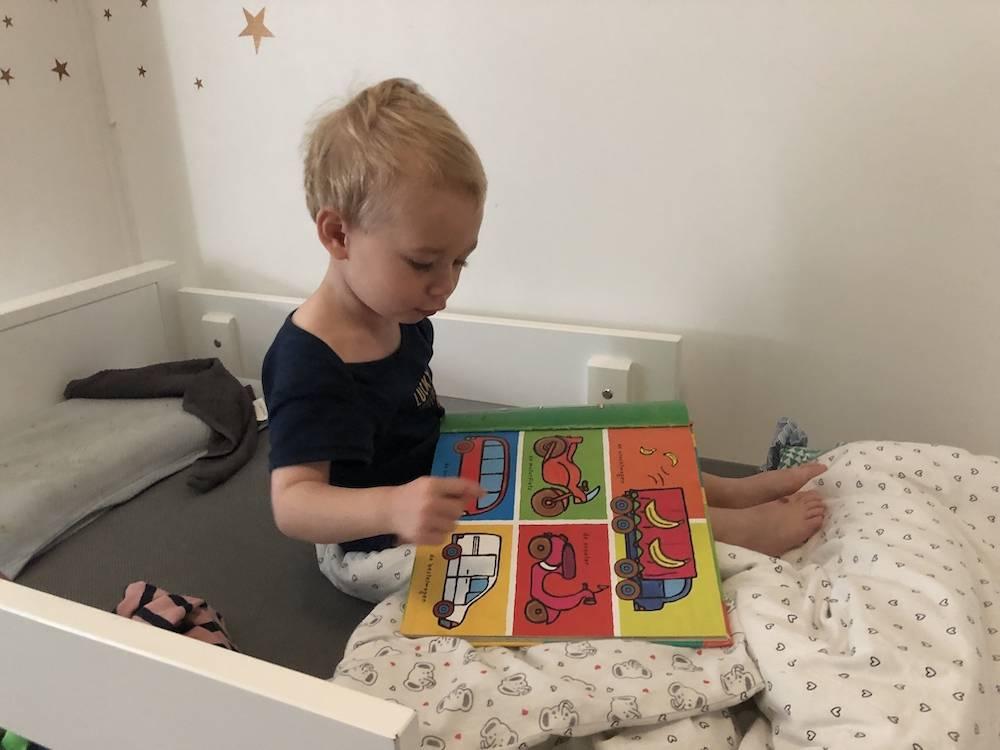De favoriete voorleesboeken van de jongens (en van mama…)