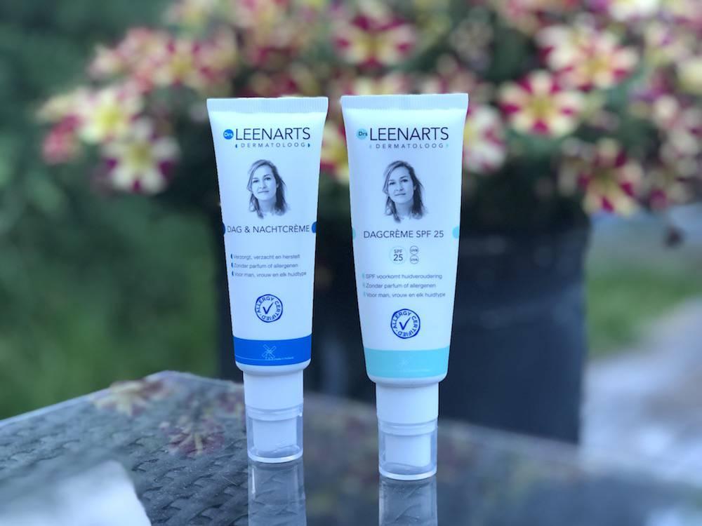 Dit gebruik ik nu voor mijn gezicht: nieuwe crèmes van Drs. Leenarts