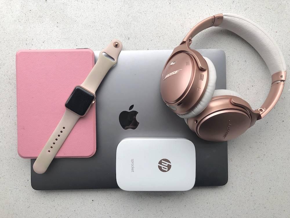 Deze gadgets gebruik ik veel (naast mijn telefoon)