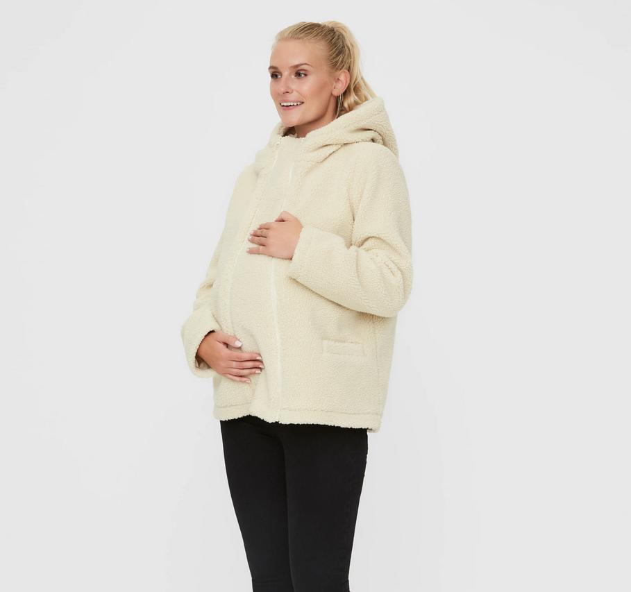 13 x mooiste zwangerschapsjassen van dit seizoen