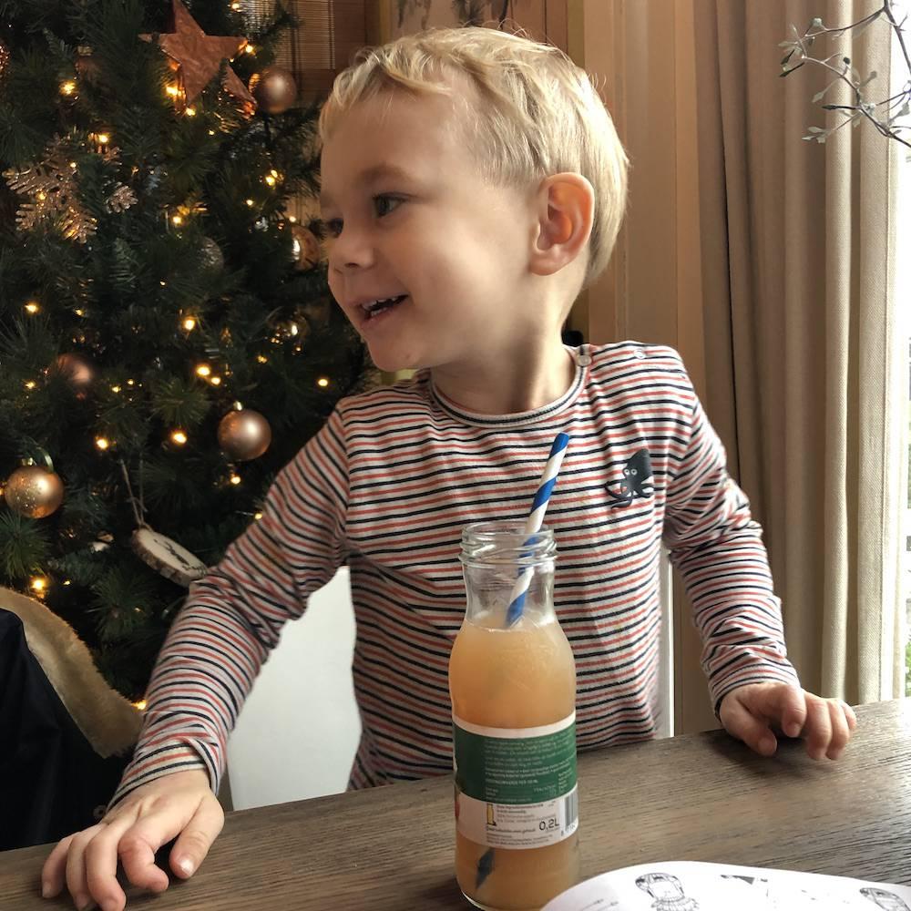 Mijn kind van bijna drie wil alleen maar een fles