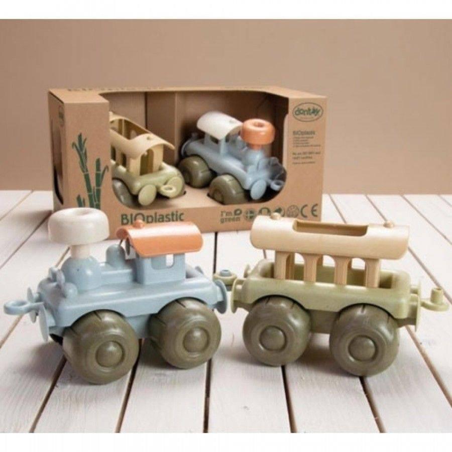 Duurzaam en passief speelgoed: Dantoy (BIO PLAST)