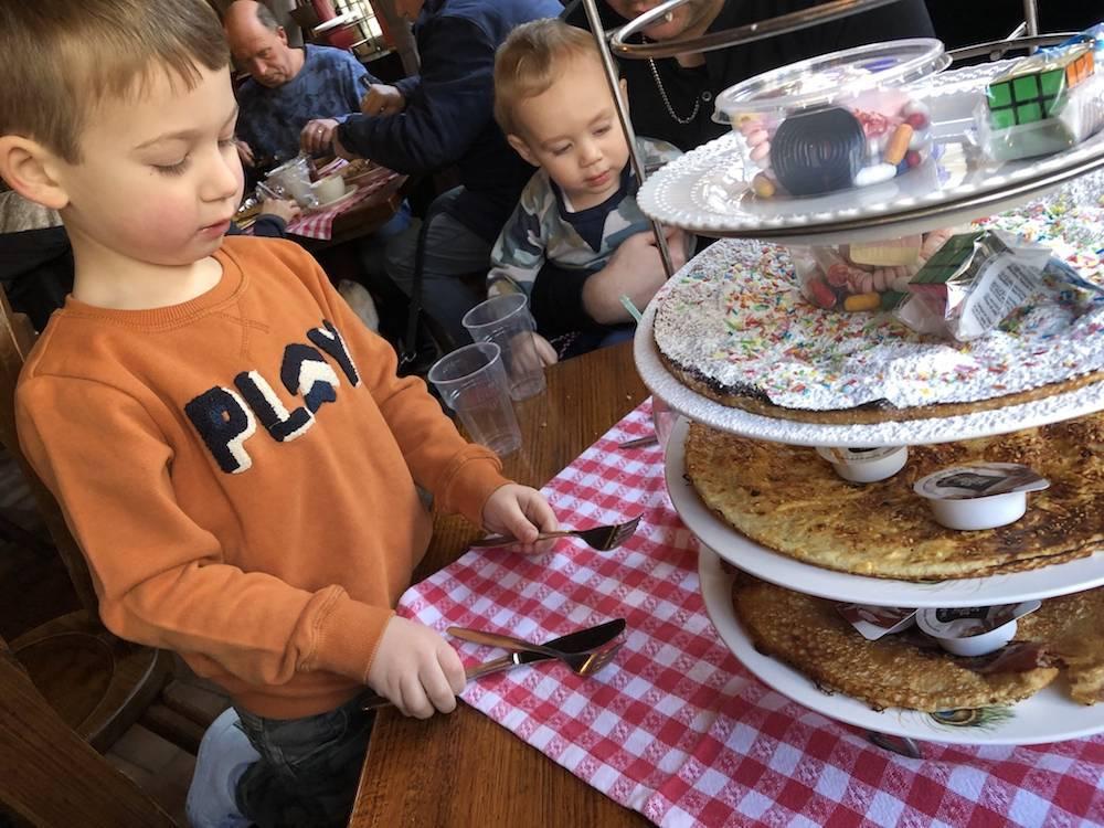 De eetvoorkeuren van mijn kinderen