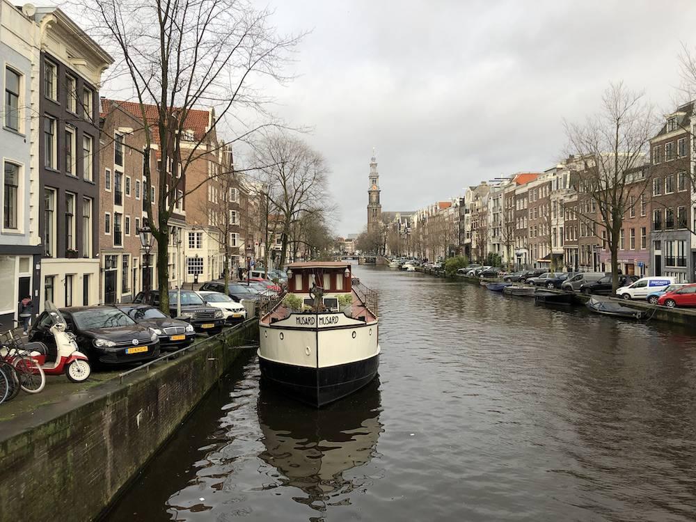 DIARY: rustig werken, Oud & Nieuw en naar Amsterdam