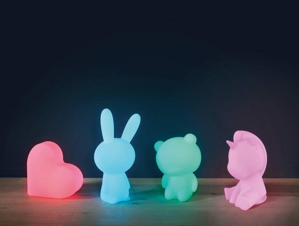 Muziek en licht met de toffe Lumin'us van Bigben