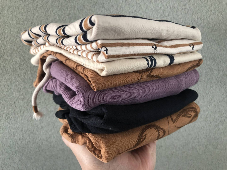 7 nieuwe items van Prénatal voor Maddox: 12 nieuwe zomerse outfits