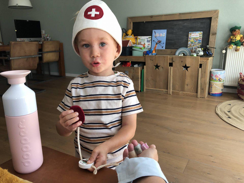 Nieuwe hit hier in huis: dokterset van Little Dutch