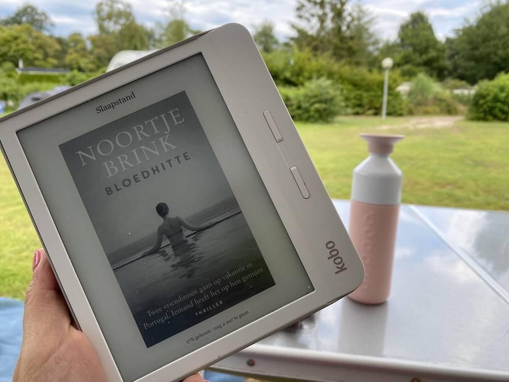 Deze zes boeken las ik tijdens de vakantie