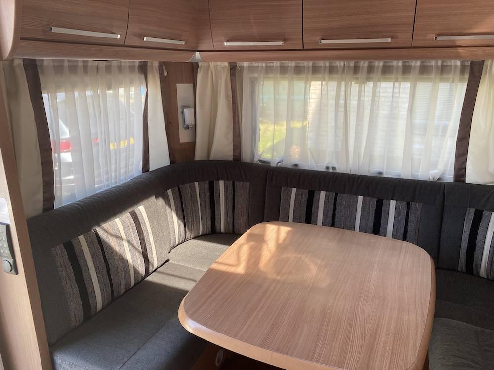 We zeiden gedag tegen onze caravan… En hebben een nieuwe!