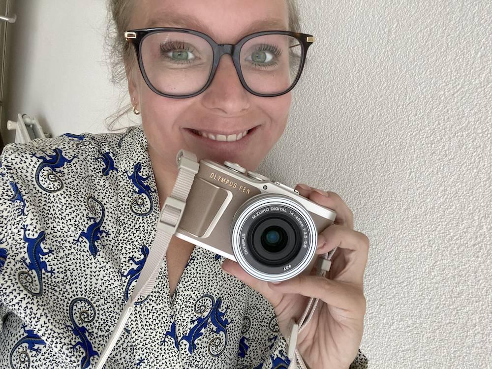 Mijn nieuwe camera: de Olympus PEN E-PL10