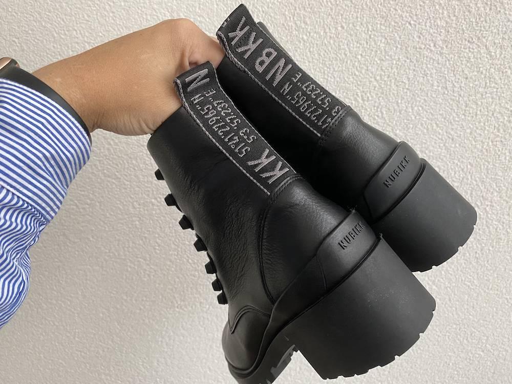 Naast de sneakers van Isabel Marant heb ik ook deze schoenen voor de tweede keer…